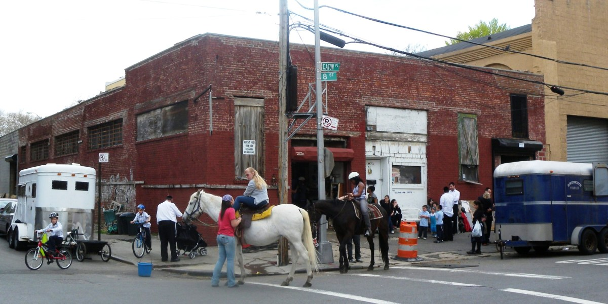Is Prospect Park Losing its Beloved Horses?