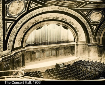 BAM Concert Hall 1908 w caption 400w