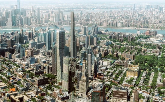 Downtown Brooklyn Rendering