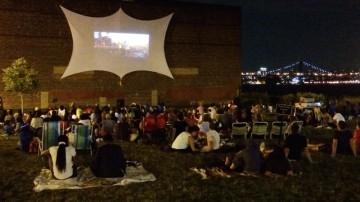 Movies at Transmitter Park