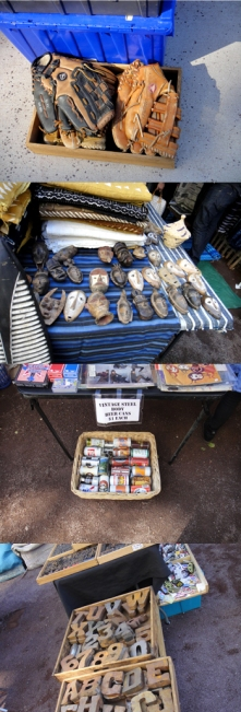 Brooklyn Flea offerings copy