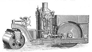 Steamroller 350w
