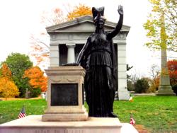 Minerva Statue 250w