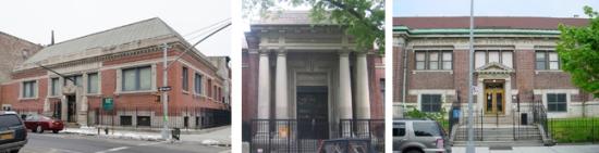 Carnegie Libraies Hor Strip