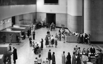 Lobby, 1950s 350W