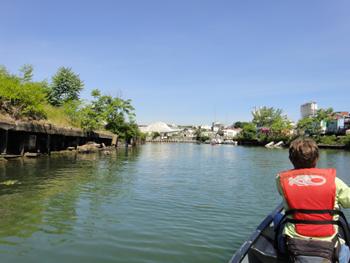 Canoeing the Gowanus 350W