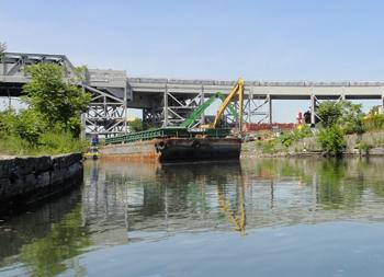 Dredging Barge 350w