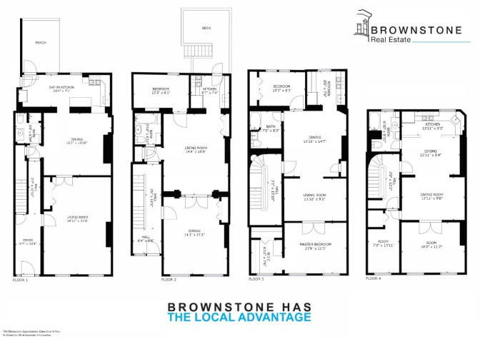 Floor Plan, 479 Henry St
