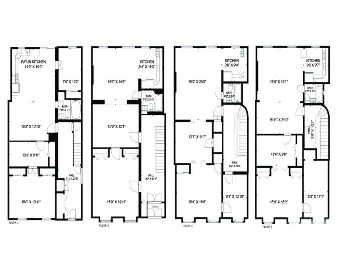 78 2nd Pl Floor Plan